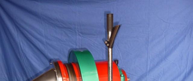 實驗XMQ錐形球磨機
